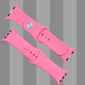 Watch Band Compatible with Apple Watch Pink